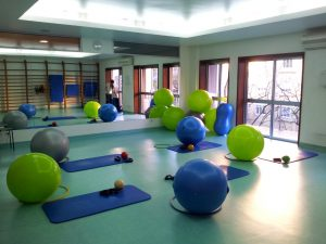 Ginásio pilates