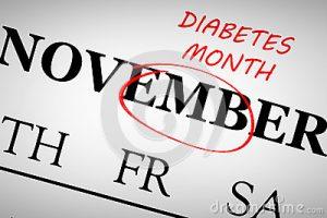 Mês dos Diabetes